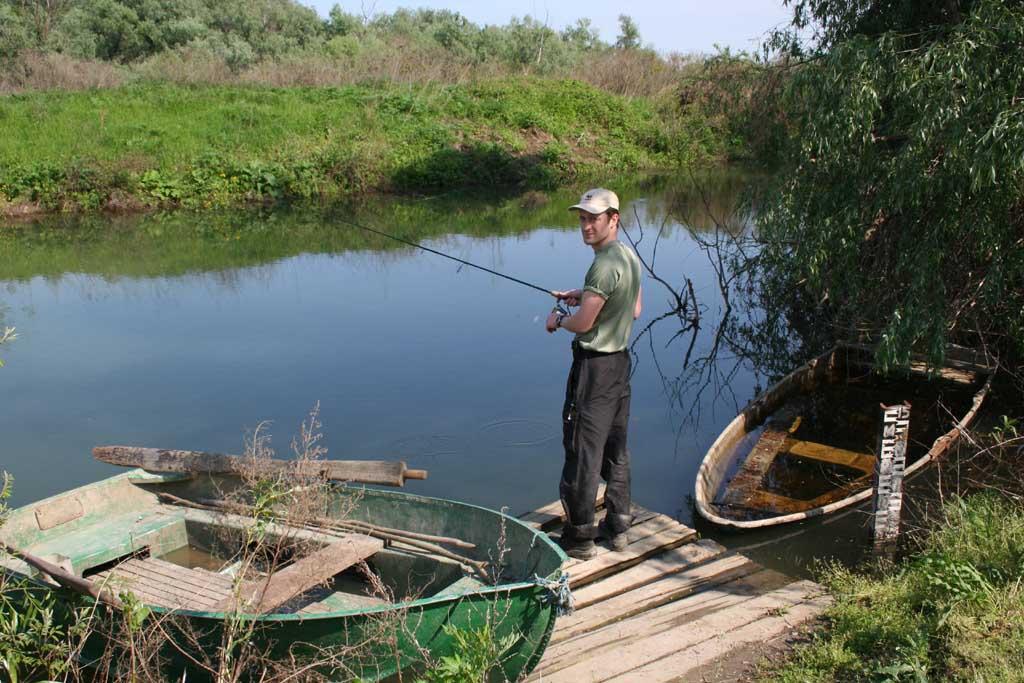 измаильская рыбалка
